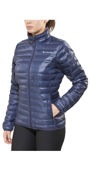 Columbia Flash Forward Down Jacket Women Nocturnal/Hot Coral